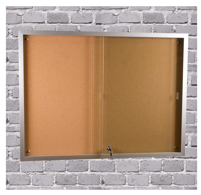 Sliding glass door display case felt glass for Sliding glass door frames